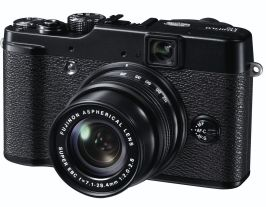 Fujifilm announces the FinePix X10, a new premium compact camera