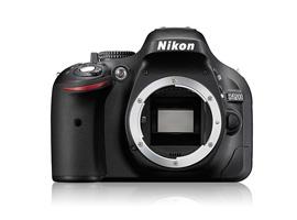 Nikon D5200: A move up