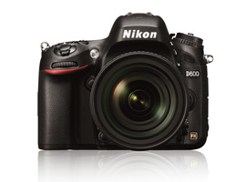 Nikon D600 sets high bar for sensor image quality