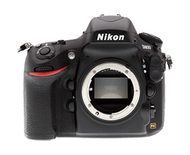 Nikon D800 review: Hands-On