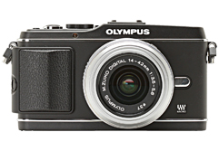 Olympus launches the new PEN E-P3