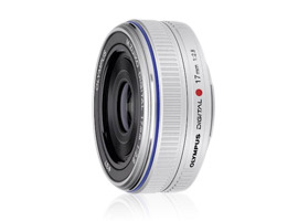 Olympus M.Zuiko Digital 17mm f/2.8, the first prime micro 4/3 lens for Olympus