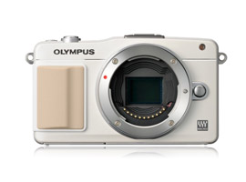 Olympus PEN E-PM2: Entry-level hybrid gets top-of-the-line sensor