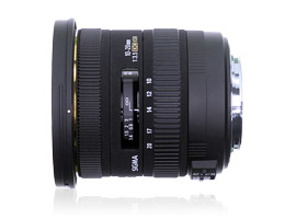 Sigma 10-20mm F3.5 EX DC HSM: another good wide-angle Sigma lens