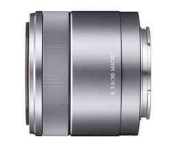 Sony α E-mount 30mm F3.5 Macro, the fourth lens for NEX cameras