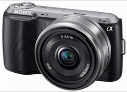 Sony launches the NEX-C3: a compact camera with a large sensor