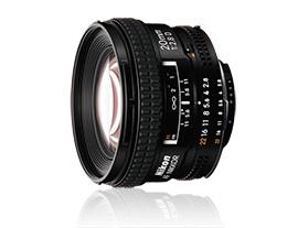 The Nikon AF Nikkor 20mm f/2.8D review