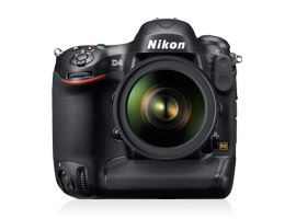 The Nikon D4 to the test