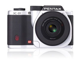 The Pentax K-01, the second-best hybrid sensor