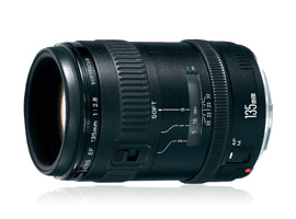 Canon EF 135mm f/2.8 Softfocus lens: a telephoto lens that blurs reality