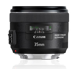 Canon EF 35mm f/2 IS USM review: A 'fast' wide-angle prime for the 21st Century
