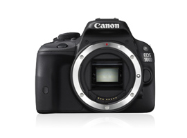 Canon EOS 100D / Rebel SL1 / Kiss X7 review: Diminutive size