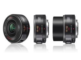 Panasonic LUMIX G X VARIO PZ 14-42mm / F3.5-5.6 ASPH