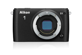 Nikon 1 S1 review: A new product line for the Nikon Hybrid system