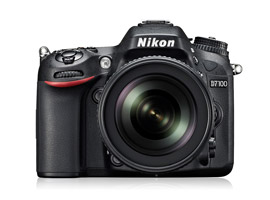 Nikon D7100 preview