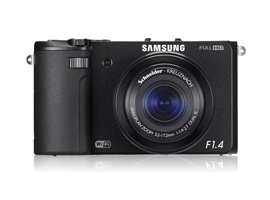 Samsung EX2F review - Is F1.4 and WiFi enough?