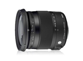 Sigma 17-70mm f2.8-4 DC Macro OS HSM C Canon review - The Above 'Standard' Zoom
