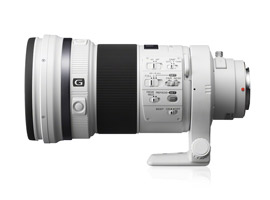 Sony 300mm f/2.8 G SSM II lens review: second update to pro-oriented G-series super-telephoto prime