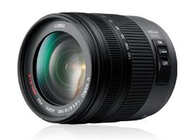 Panasonic Lumix G-Vario 14-140-mm F4-5.8 Mega OIS