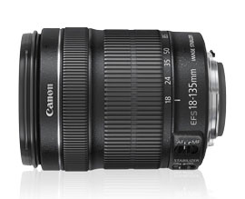 With new STM technology does Canon's updated 18-135mm still deliver?