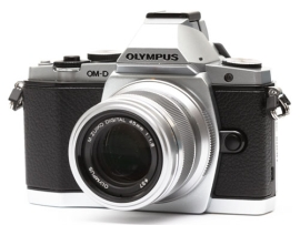 The Olympus OM series enters the digital age