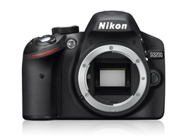 Best lenses for the 24-MPix Nikon D3200: Concise overview