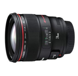 Canon EF 24mm f/1.4L II USM measurements and review