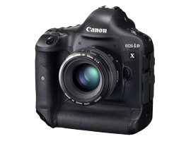 Canon EOS 1D X Preview