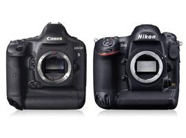 Canon EOS-1D X vs. Nikon D4s sensor review: Consummate performers
