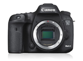Canon EOS 7D Mk II review: Low ISO performance lags behind rivals