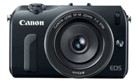Canon EOS M Preview