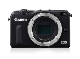 Canon EOS M2 review: Incremental upgrade