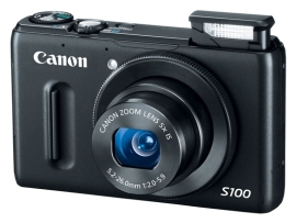Canon PowerShot S100: Test and review
