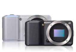 DxOMark review for Sony NEX-3 and NEX-5