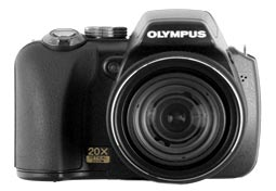DxOMark review for the Olympus SP 565 UZ