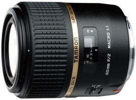 Lens Review: Tamron AF 60mm F/2 Di II