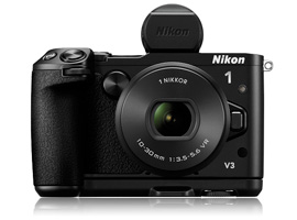 Nikon 1 V3 sensor review: Ahead by design?