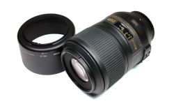 Nikon AF-S DX Micro NIKKOR 85mm F/3.5G VR measurements & review