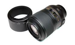 Nikon AF-S DX Micro NIKKOR 85mm F/3.5G VR measurements & review