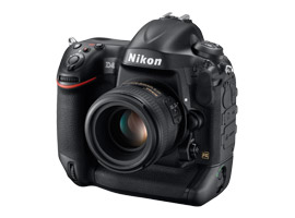 Nikon D4 Hands-on