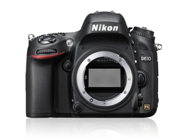 Nikon D610 review: What's new?
