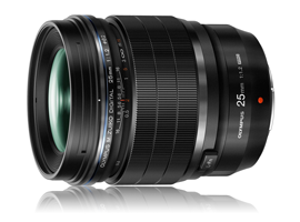 Olympus M.Zuiko Digital ED 25mm f/1.2 PRO lens review: Solid choice