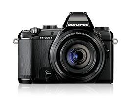 Olympus Stylus 1 sensor review