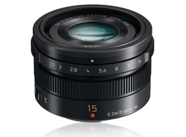 Panasonic Leica DG Summilux 15mm F1.7 ASPH lens review: Prime performer