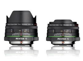 Pentax Prime Lens Series