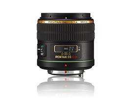 Pentax smc DA Star 55mm f/1.4 SDM review