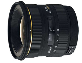 Review of the Sigma 10-20mm F3.5 EX DC HSM Canon lens