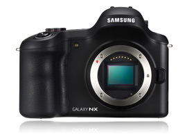 Samsung Galaxy NX sensor review: Smart choice?