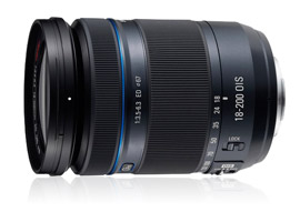 Samsung NX 18-200mm F3.5-6.3 ED OIS lens review: Pick of the range?
