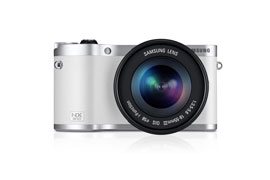 Samsung NX300 with 3D and wireless technology